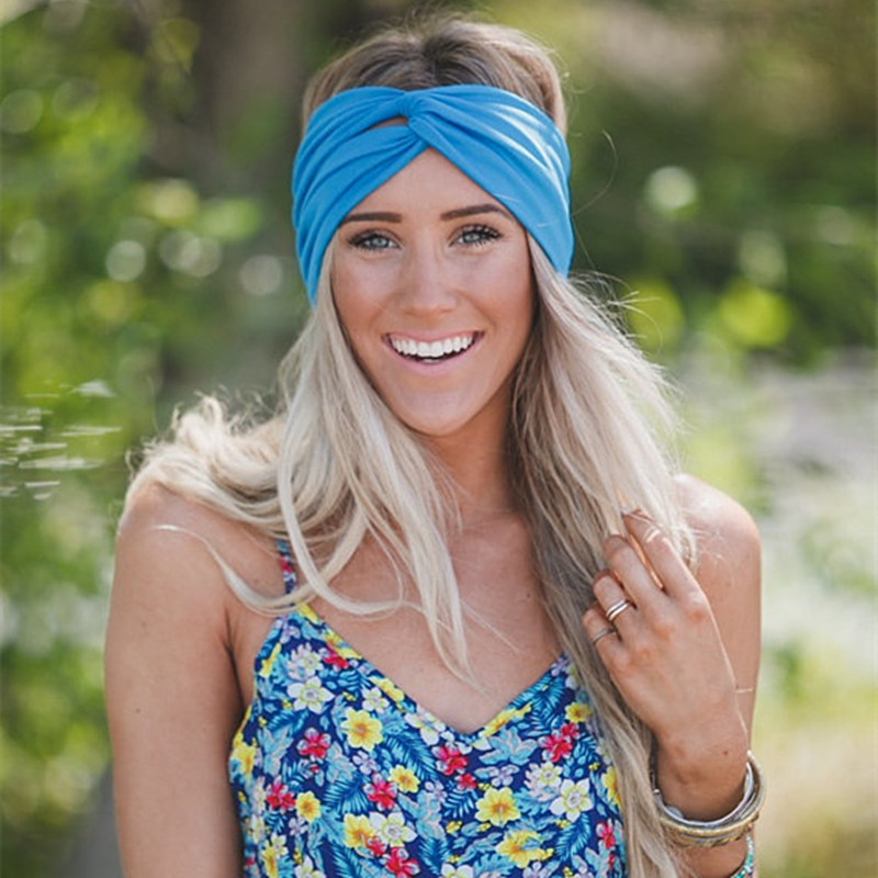 New 19 Colors Headband For Women Ladies   Teenagers – Eye Opener Deals 628433fb3bf