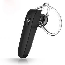 New Stereo Blue-tooth Mini Wireless Hands-free Earphone for i-Phones
