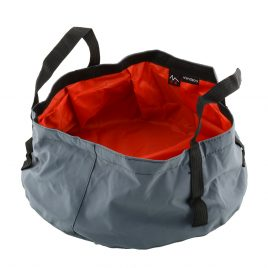 New Foldable Outdoors Camping Washing Sink Basin Bag