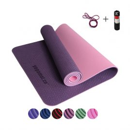 Gymnastics Yoga Workout Fitness Mats- 6 colors