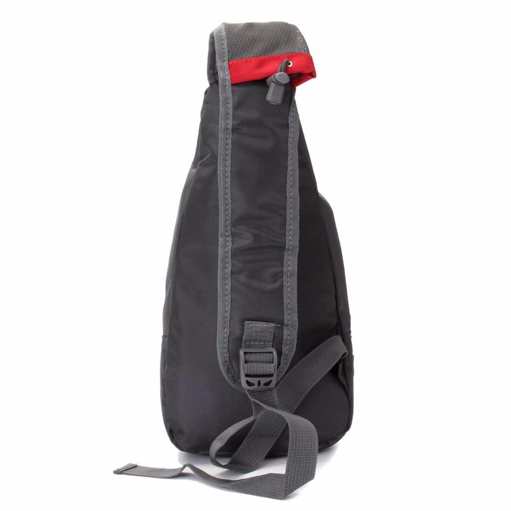3712258ef2 Outdoor Men Women Crossbody Shoulder Bag Unisex Nylon Chest Pack for Sport  Hiking – Eye Opener Deals