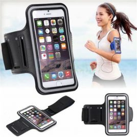 Fashionable Sports Jogging Arm Band Holder Pouch Cover For All Smartphones