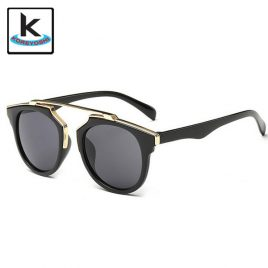New Designer Brand Vintage Cat Eye Sunglasses For Women And Men
