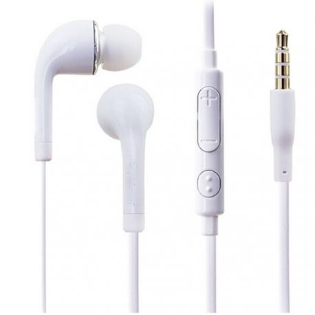 3.5m in-ear earbuds with microphone