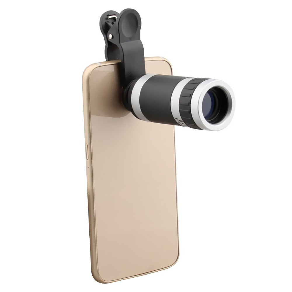 check out 28ceb 31635 New 6in1 Phone Camera Lens Fish Eye Wide Angle Lens+Mini Tripod For iphone  6s S6