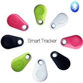 Smart Bluetooth Tracer GPS Locator Tag Alarm Wallet Key Pet Dog Tracker Finder