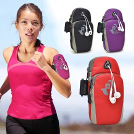 Hot Selling Universal Waterproof Arm Band Pouch For Smartphones