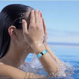 Smart Activity Tracker Wristband