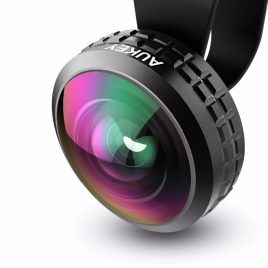 Super 238 Wide Angle High Optic  Cell Phone Camera Lens for Android