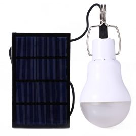 Portable Solar Energy Bulb- Outdoor Camp Night Light 5V LED 15W