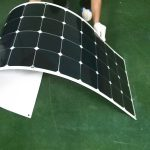 100W Bendable Solar Panel