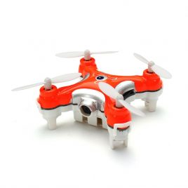 RC Mini Pocket Quadcopter Drone with Camera 2.4G 4CH