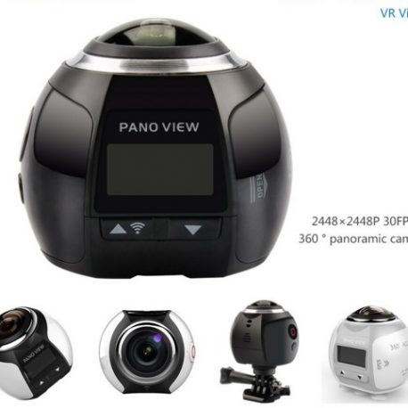 360 Degree Panoramic Ultra HD Wifi VR Sport Cam – Eye Opener Deals