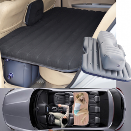 High Quality Inflatable Car Mattress Bed For Outdoor Travel