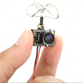 New Super Mini Transmitter Camera