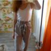 Women high waist casual New harem pants